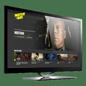 Watchbox Chromecast